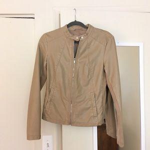 Express (minus the) Leather Jacket